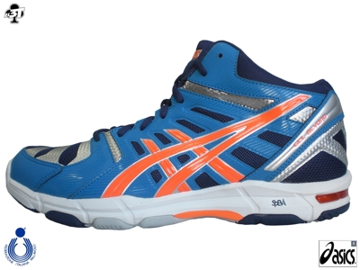 Asics Scarpa Volley Gel Beyond Azzurri 2014/2015